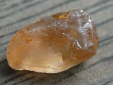 Rough Zircon, Natural , Faceting Zircon, Australian 5.34 ct Zircon.
