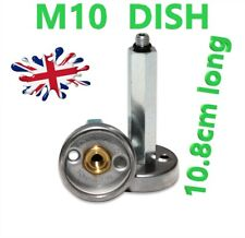 M10 LPG DISH CONNECTOR FILLER  FILLING POINT ADAPTER EUROPE 10.8mm long
