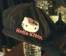 """Hello Kitty"" Denim Cap"