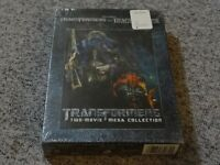 Transformers & Transformers Revenge Of The Fallen Two-Movie Mega Collection-DVD