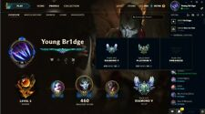 league of legends accout/ 253 skins/ all champions/