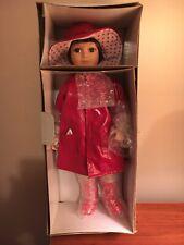 Royalton Collection Doll Polka Dot Outfit With Umbrella New