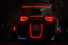 CAN AM SPYDER LED Back Trunk Running and license plate Running RT