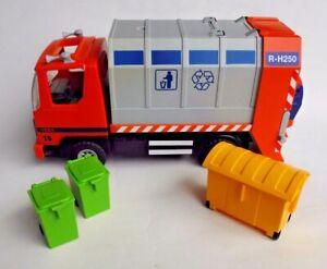 PLAYMOBIL Müllwagen aus Set 4418 Stadtreinigung