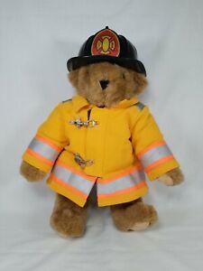 The Vermont Teddy Bear Company Firefighter Bear