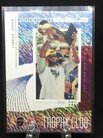 2019-20 Panini Status LeBron James Lakers Trophy Club Asia T-Mall Exclusive #5