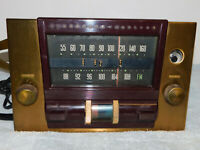 Vintage Stromberg Carlson AM/FM Tube Radio Model 1409
