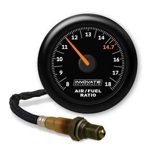 Innovate MTX-AL Analog Series Air / Fuel Ratio Gauge AFR Wideband O2 02 LSU 4.9