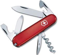 Victorinox Swiss Army Knife Tourist Red Pocket knife w/o key ring   50131 NEW