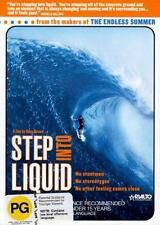 Step into Liquid (Región 4 DVD / Dana Brown 2004)