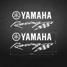 Yamaha Racing Flag STICKER DIE CUT DECAL AUFKLEBER AUTOCOLLANT PEGATINA