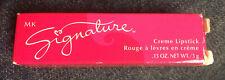 Mary Kay Signature Creme Lipstick (Pink Melon) .13 Oz. #560000 NEW NIB