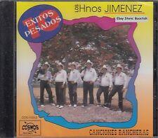 Los Hermanos Jimenez 10 Exitos Pesados Canciones Rancheras CD Nuevo