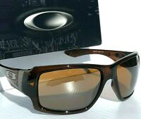 New* Oakley BIG TACO Root Beer polished frame with Brown lens Sunglass 9173-03
