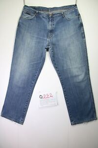 Wrangler Texas Raccourci (Cod.Q224) Taille 56 W42 L34 Jeans D'Occassion Vintage