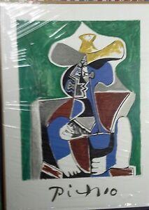 Buste Su Chapeau 2 By Pablo Picasso
