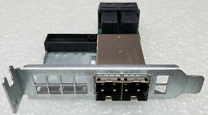 Supermicro AOM-SAS3-8I8E-LP 8-Port Internal Mini-SAS HD to External Mini-SAS HD