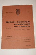 CAMPAGNE LES GUINES SAINT LOUIS DE GUEMY BULLETIN N°78 1979