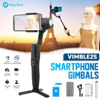 Feiyu Vimble 2S Extendable Handheld 3-Axis Gimbal Stabilizer for Phone Cameras