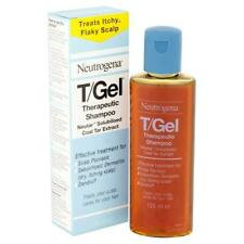 Neutrogena T/Gel Therapeutic Shampoo For Psoriasis Dry Itching Scalp Dandruff