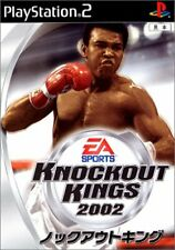 PS2 Knockout Kings 2002 Japon PLAYSTATION 2