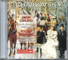 Tchaikovsky: Violin Concerto / Rococo Variations - Oistrakh, Rostropovich, CD