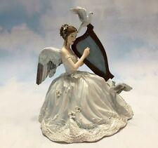 Chorus Angel Figurine Nene Thomas Collectible - Fairysite - Munro Gifts