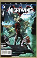 Nightwing Annual #1-2013 nm 9.4 DC New 52 Dick Grayson Batgirl