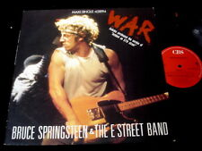 BRUCE SPRINGSTEEN § E STREET BAND/WAR/MAXI 45T/HOLLAND PRESS