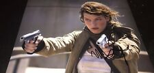 Milla Jovovich In Resident Evil Signed 11x14 Photo COA Look Actress MJ 1 Proof