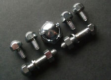 LUCAS ALTETTE DOMES KIT HAS INTEGRAL THREADED LEGS & NUTS PLUS SS WASHERS post