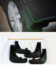 Mud Flaps Splash Guard Mudguards for 2013-2014 Mazda 6 Atenza M6 (4 pcs)