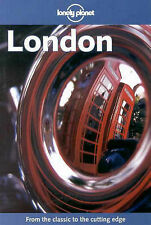 Lonely Planet: London, Fallon, Stephen,Yale, Pat, Very Good Book