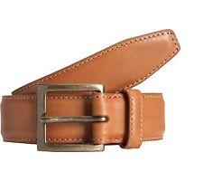 Jack Spade Seasonless Leather Belt - Size 40