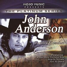 Country Comfort by John Anderson (CD, 2004, Mojo Music) Free Ship #JO10