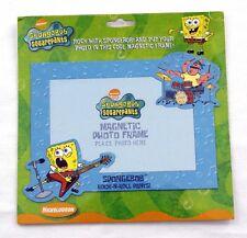 2003 SpongeBob Squarepants Rock N Roll Magnetic Photo Frame