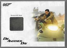 Rittenhouse James Bond Archives Hovercraft Seat Relic /500 JBR37