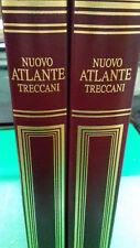 ATLANTE GEOGRAFICO TRECCANI  - 2 VOLUMI