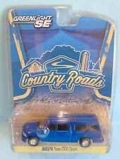 20428 GREENLIGHT / COUNNTRY ROADS / DODGE RAM 1500 SPORT 2014 1/64