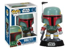 Funko Pop Boba Fett Bounty Hunter Star Wars Vinyl Figure