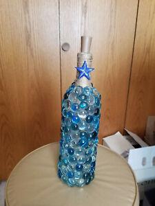 LED decorative wine bottle