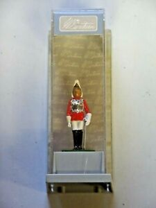 The W Britain Collection Royal British Guard Hand Painted Metal Figure New Box