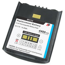 Replacement Battery for Motorola/Symbol Mc55/Mc65 Series. 4400mAh Super Extended