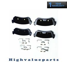 Rear Premium Ceramic Brake Pads PSD1036C with Kit for Chevrolet Optra 2004 05 06