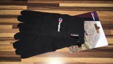 BERGHAUS Unisex Polartec Power Stretch Pro Black Gloves size S/M