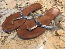 Coach Rachal Thong Tong Sandals Flip Flops Shoes Size 7 B