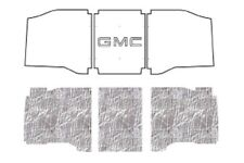 1960 1966 GMC Truck Under Hood Cover with G-001 GMC