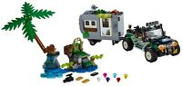 LEGO JURASSIC WORLD JEEP TRUCK & CARAVAN BUILDS ONLY 75935 - NO DINO/MINIFIGURES