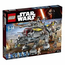NEW LEGO Star Wars Captain Rex's AT-TE 75157