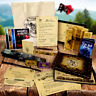 Hogwarts Letter Of Acceptance Gift Set Personalised Christmas Best Quality